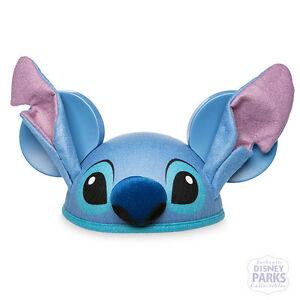 Image is loading Disney-Parks-Stitch-Ear-Hat-Mickey-Ears-Lilo- e1420346724