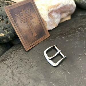 rare-1950s-13mm-Stainless-Steel-nos-Vintage-Watch-Band-Buckle
