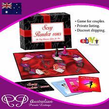 Sexy Rendez-Vous - Romance Sex Game for 2 / Two People or Couples - adults only