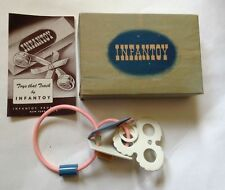 VINTAGE INFANTOY CLINKIES INFANT TOY IN BOX