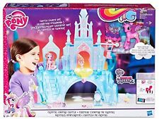 My Little Pony Explore Equestria Crystal Empire Castle Playset New