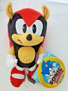Sonic-the-Hedgehog-Plush-Figure-Mighty-7-034-New