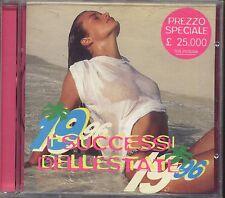 19 I successi dell'estate 96 - AMBRA ZARRILLO AUDIO 2 DINEKA - CD 1996 NEAR MINT