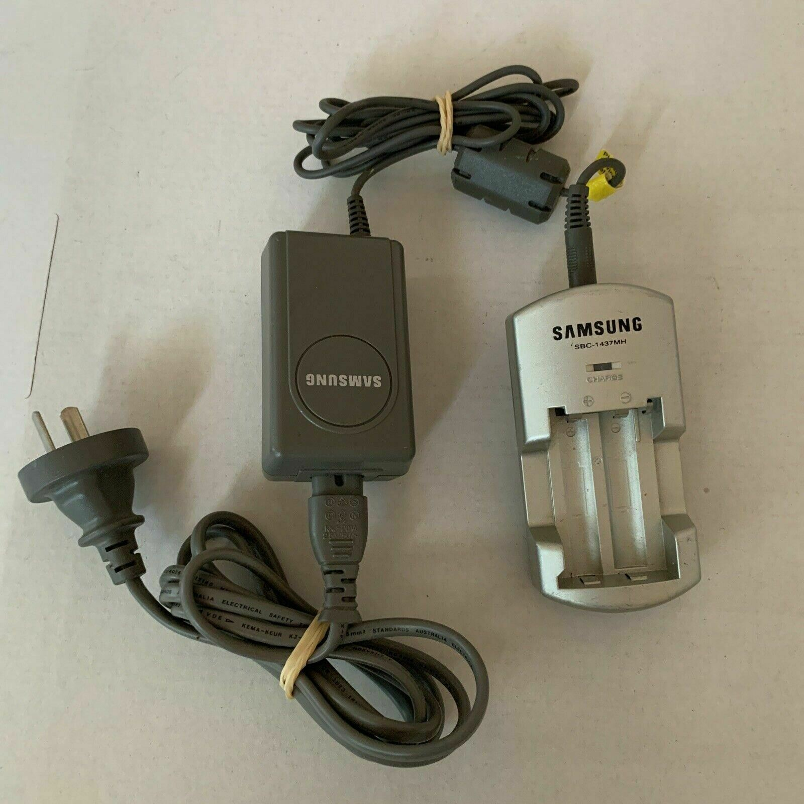 Samsung SBC-1437MH Battery Charger SBC-1437 for SBC-N1 Battery