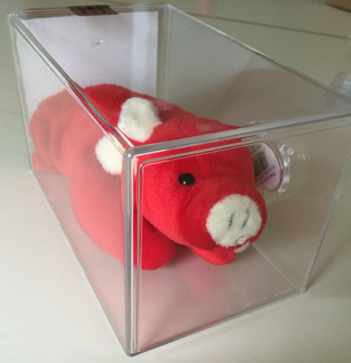 Tabasco beanie baby   selten   made in korea   koreanischen kanadischen tag  nur auf ebay.