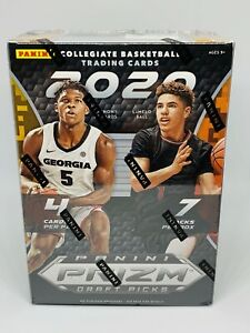 2020-21-Panini-Prizm-Draft-Picks-Basketball-NBA-Blaster-Box-Brand-New-Sealed