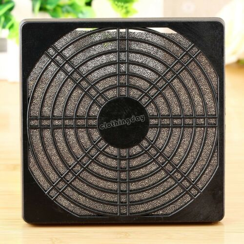 5 inch 12cm Dustproof 120mm Case Fan Dust Filter for PC Computer