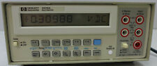 Agilenthp 3478a 55 Digit Multimeter Tested And Working
