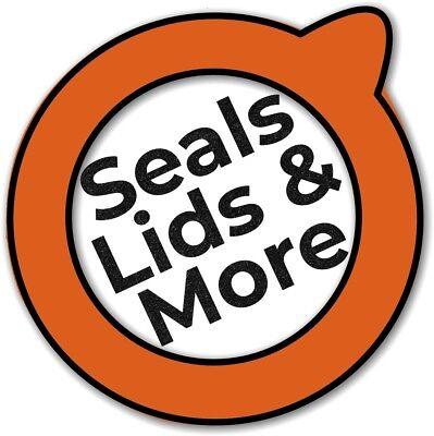 Seals Lids and More