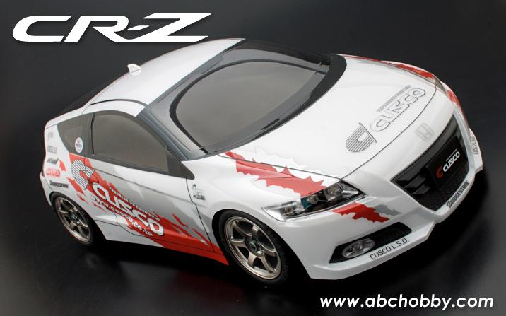 ABC-HOBBY 25607 1 10m gambado HONDA CR-Z  Cusco RACING ver.  liquidazione