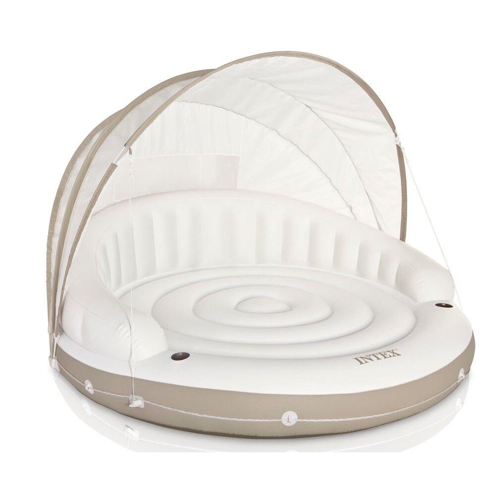 Intex Intex Intex 58292 Family Lounge Schwimminsel mit Sonnendach f222e4