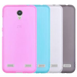 new arrival ed646 4d6f1 Telstra 4GX Enhanced/ZTE Blade A520--TPU skin Protect phone Case ...