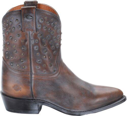 NEW HARLEY-DAVIDSON WOMEN/'S BOOTS D83699 KIRA