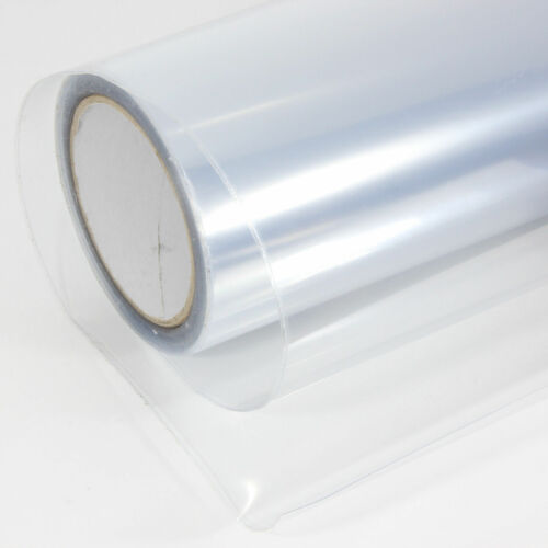 Steinschlag Lack Schutz Folie Einstieg Ladekante Motorhaube 100x61cm transparent