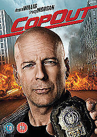 1 of 1 - COPOUT / COP OUT (DVD, R2) NEW NOT SEALED
