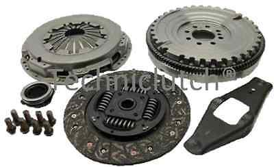 FORD TRANSIT 2.4 TD SOLID FLYWHEEL FLY WHEEL & CLUTCH COMPLETE PACK