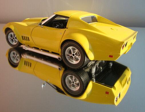 1 1970 Corvette Chevrolet Built Chevy Vette 12 Race Car 25 Sport 24 Model 18