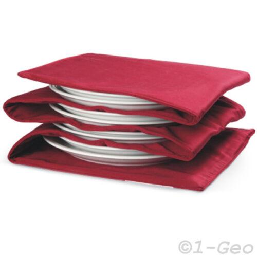 SCALDA piatti-Rosso 30x160cm DOMO do312b piatto economizzatori tenere caldo riscaldarne