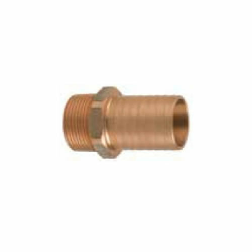 CONNECTION TUBE RINGED BRONZE 3 4  0 25 32in GUIDI