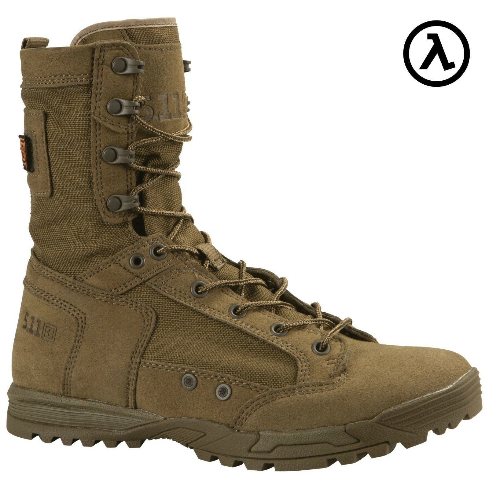 5.11 TACTICAL SKYWEIGHT RAPIDDRY BOOTS / COYOTE 12322 * ALL SIZES