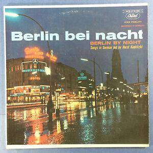 Berlin-Bei-Nacht-By-Night-Canzoni-in-Tedesco-Horst-Kudritzki-T10228