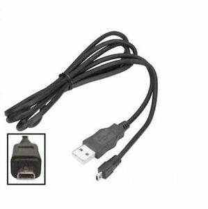 USB Cable Data Transfer Lead DMC-TZ1 Panasonic Lumix DMC-LZ10