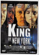 DVD - KING OF NEW-YORK - CHRISTOPHER WALKEN - DAVID CARUSO