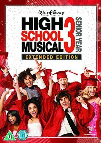 High School Musical 3: Senior Year [DVD][Region 2]
