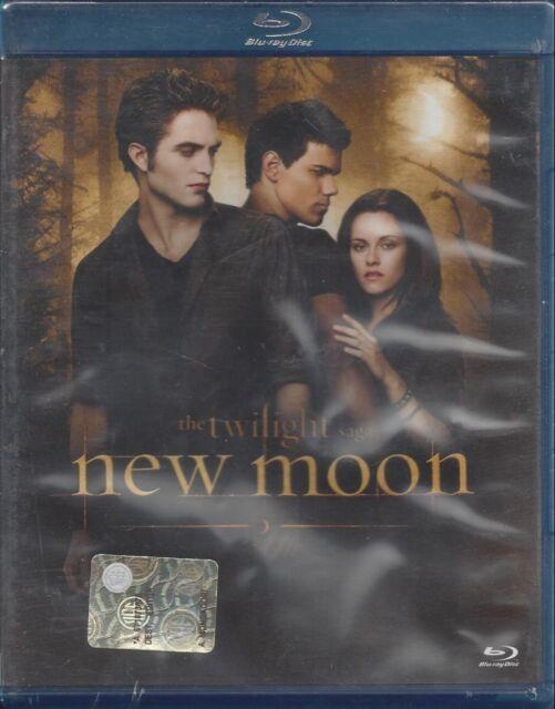 Blu-Ray El Twlight Saga Nueva York Moon Nuevo Sellado 2009