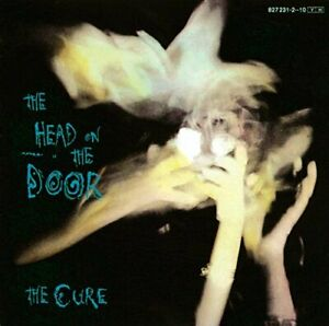 The-Cure-The-Head-On-The-Door-CD