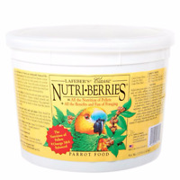 Lafeber's Nutri-berries Classic Parrot Food Net Weight 3.25 Lbs