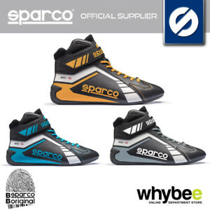 001227-SPARCO-SCORPION-KB-5-KART-BOOTS-KARTING-KB5-LIGHTWEIGHT-LEATHER-3-COLOURS
