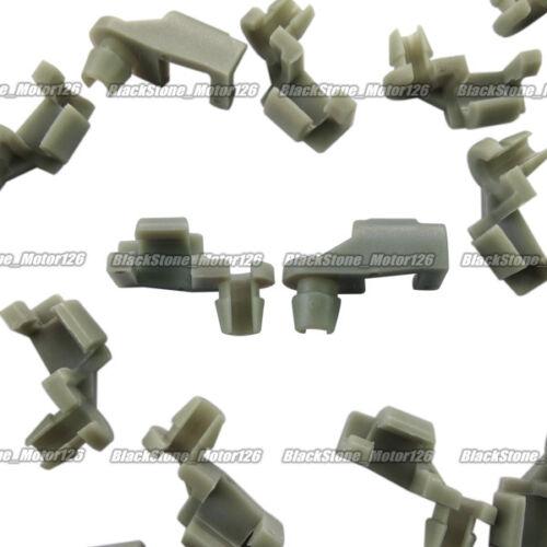 """50 Door Lock Rod Clip Retainer Left 5//32/"""" Rod For Chrysler For GM C /& K Pickups"""