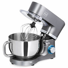 BCP 660W 6-Speed 6.3qt Stainless Steel Kitchen Stand Mixer w/ 3 Attachments