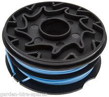 Spool & Line Fits BLACK & DECKER GL701 GL710 GL716 GL720 GL741 Strimmer