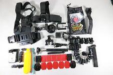 GoPro Hero5 Session 4K Ultra HD, 10MP, Wi-Fi Waterproof Action Camera - Mega Kit