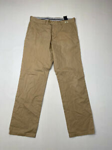 Tommy-Hilfiger-Madison-Chino-Hose-w34-l32-Super-Zustand-Herren