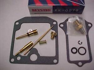 Kawasaki KZ900A4/A5/B1 Keyster Carb Kit's, 76-77