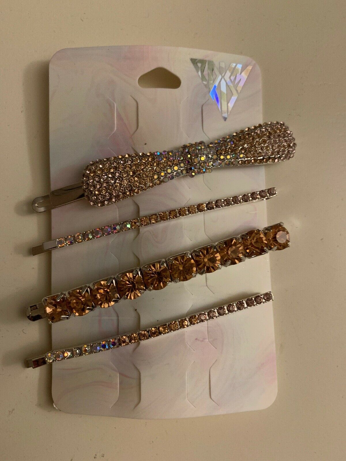 Katy Perry Prism Collection Hair Clips NWT Free Ship