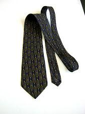 GIANNI VERSACE Cravatta Tie  Originale 100% SETA SILK  MADE IN ITALY