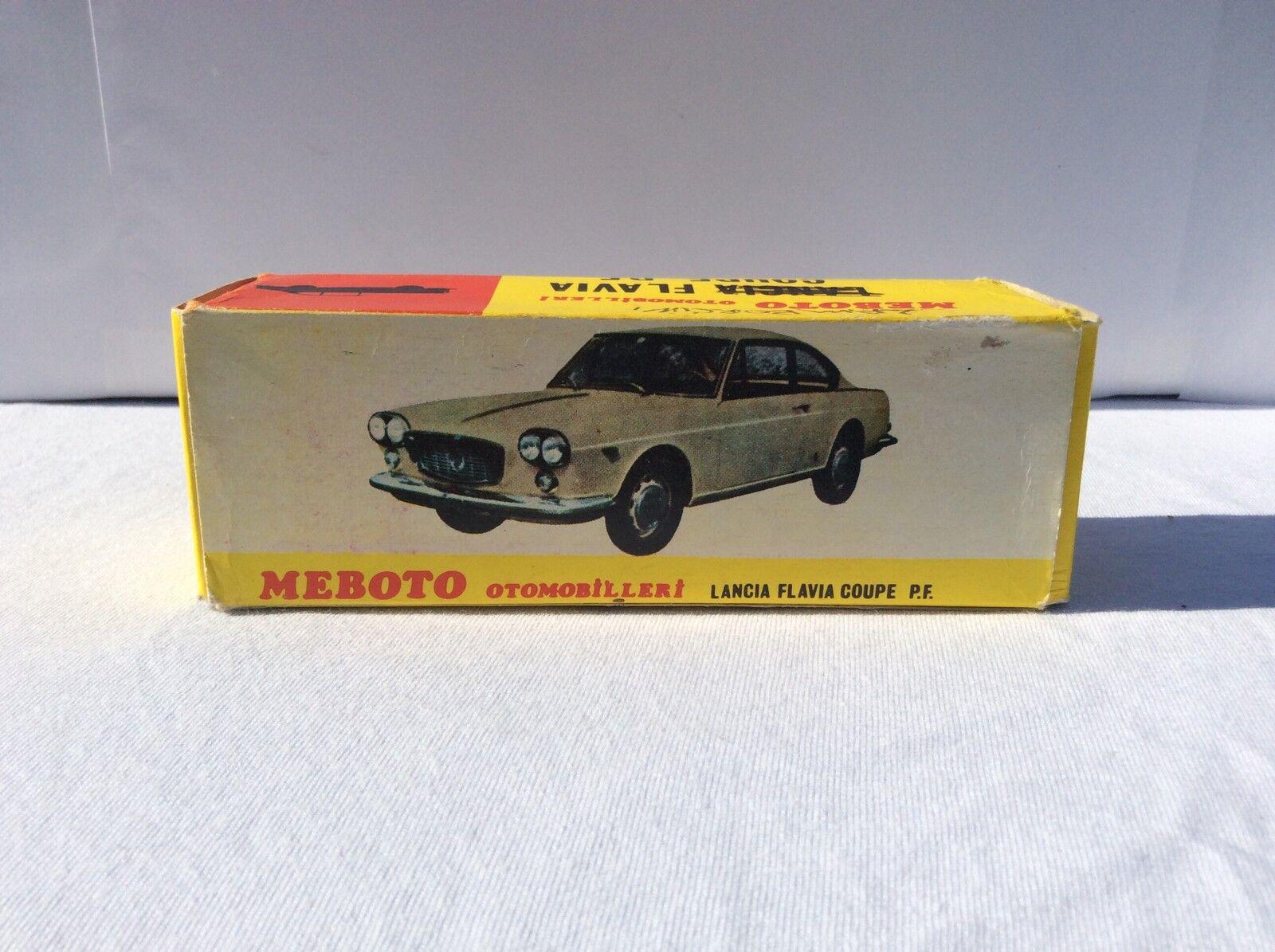 Meboto Lancia Flavia Coupe empty original box