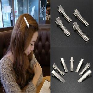 Prong-Aligator-35mm-40mm-56mm-Clips-Hair-Bows-Metal-Hair-Clip-Accessories