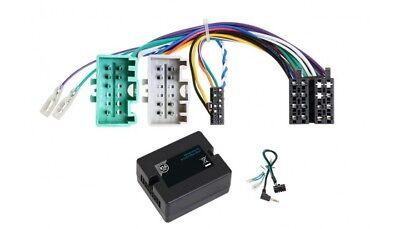 für VOLVO S60  V70 P26  Auto Radio Adapter Stecker Lenkrad Tasten Adapter Kabel