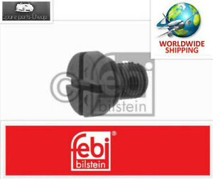 Details about BMW Febi Radiator Overflow Coolant Expansion Tank Bleed Vent  Screw 17111712788
