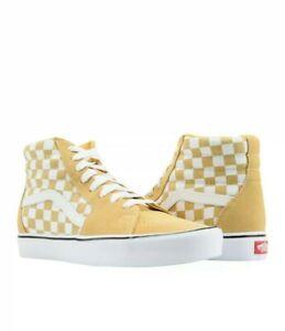 Vans Sk8-Hi Lite Ochre Yellow/White