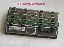 4GB 2x 2GB RAM Apple Mac Pro 1,1 3,0 Ghz MA356LL/A Qimonda DDR2 667 Mhz FB DIMM