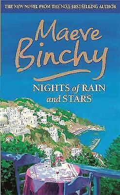 NIGHTS OF RAIN & STARS; Maeve Binchy2; Four people meet in summer in Greece. [3]