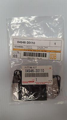 LEXUS OEM FACTORY FRONT BRAKE PAD SHIM KIT 2006 GS300 04945-30180