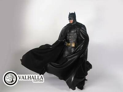 Custom Cape 1//4 Batman Hot Toys Valhalla Customs