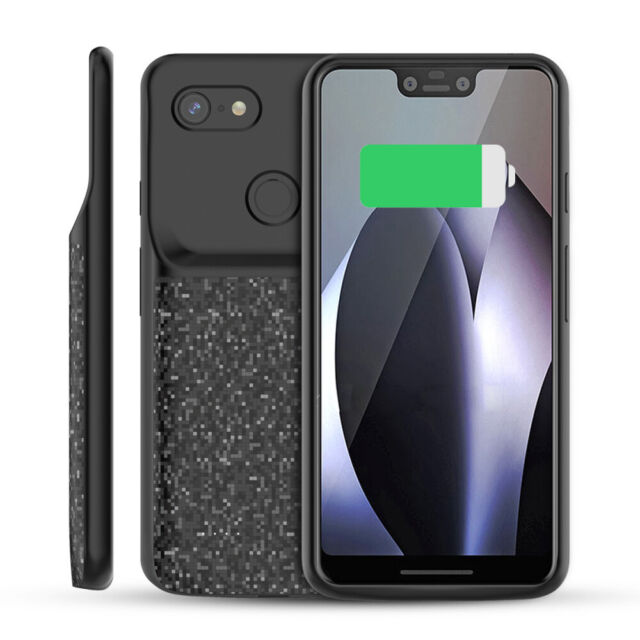new product a0b25 a8b7f For Google Pixel 3 XL Battery Charger Case 4700mAh External Backup Power  Bank US